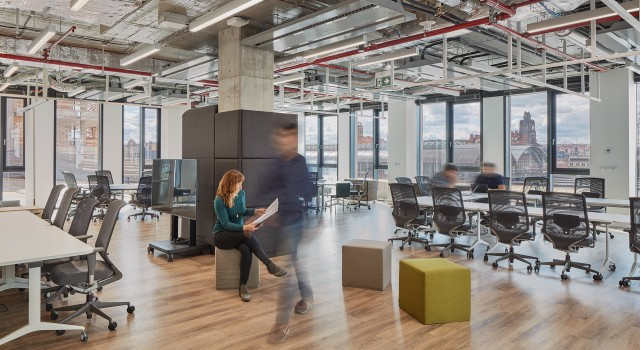 Deloitte office -
